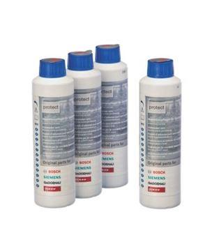 Obrázek Čistící přípravek pro myčky Bosch  (4 balení)