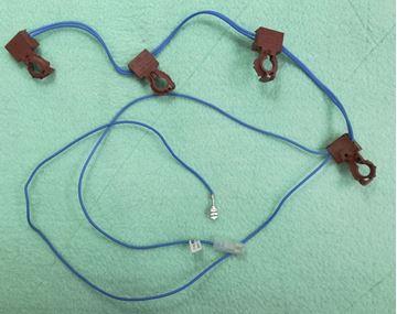 Obrázek Řetěz mikrospínačů zapalování