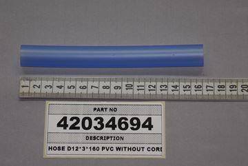 Obrázek Hadice - PVC (bez kabelu) D12*3*160