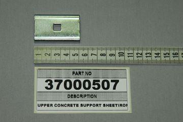 Obrázek Podpěra betonová, plechová - horní