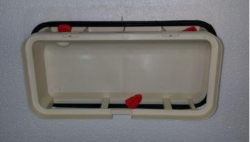 Obrázek Těsnění krytu kondenzátoru sušičky