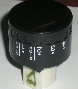 Obrázek Knoflík myčky