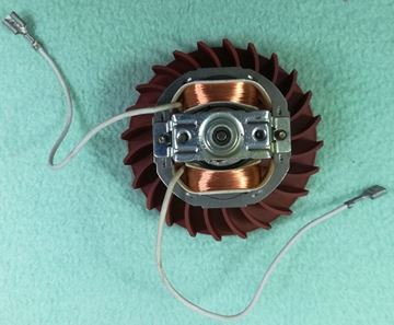Picture of Motor ventilátor